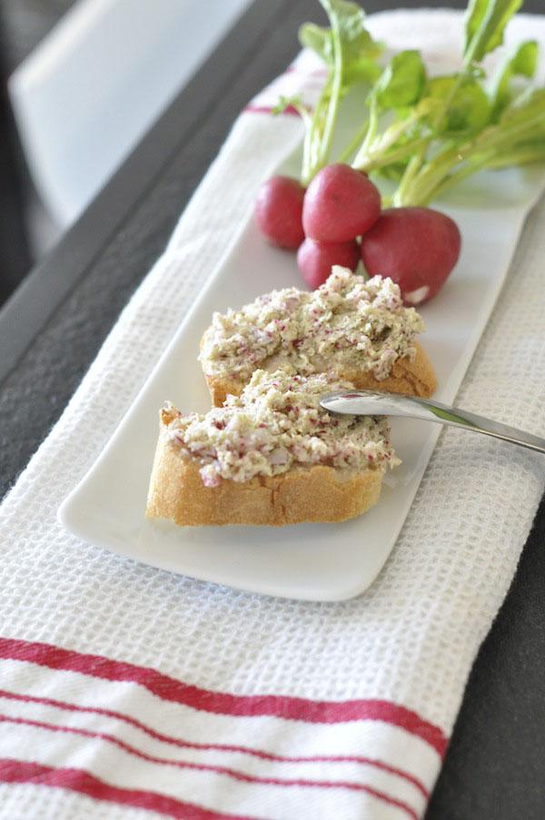 Le beurre de radis | LovaLinda