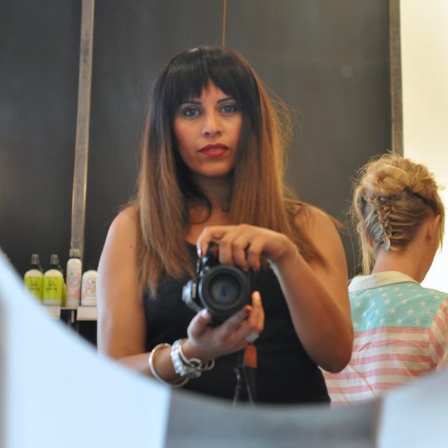 Le comptoir des franges Didact chez Blow Up Marseille | Lovalinda Après