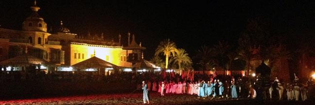 Les Mille et Une Nuits à Marrakech | LovaLinda - Fantasia Parade