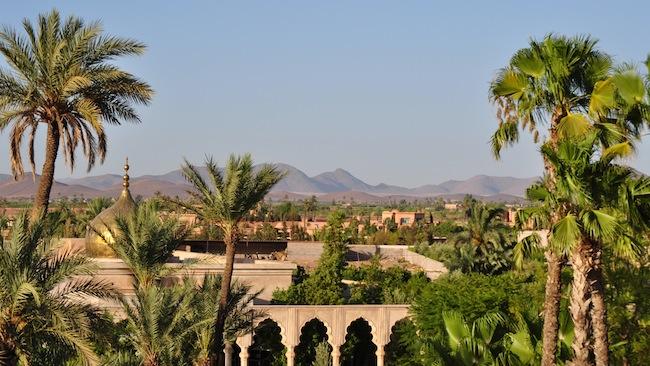 Les Mille et Une Nuits à Marrakech | LovaLinda - Palais Namaskar 4