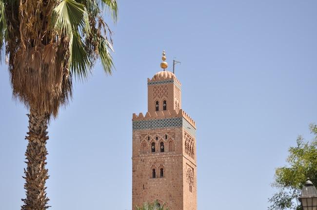 Les mille et une nuits à Marrakech | Lovalinda x Koutoubia x Palm tree