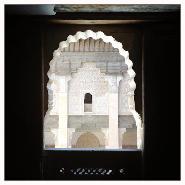 Les mille et une nuits à Marrakech | Lovalinda x Medina x Méderssa Ben Youssef x Chambre