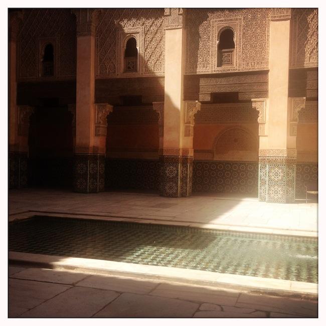 Les mille et une nuits à Marrakech | Lovalinda x Medina x Méderssa x Bassin