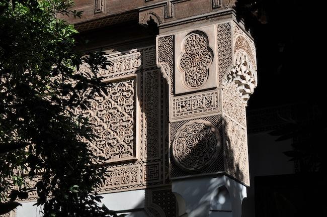 Les mille et une nuits à Marrakech | Lovalinda x Medina x Palais Bahia x Poutre
