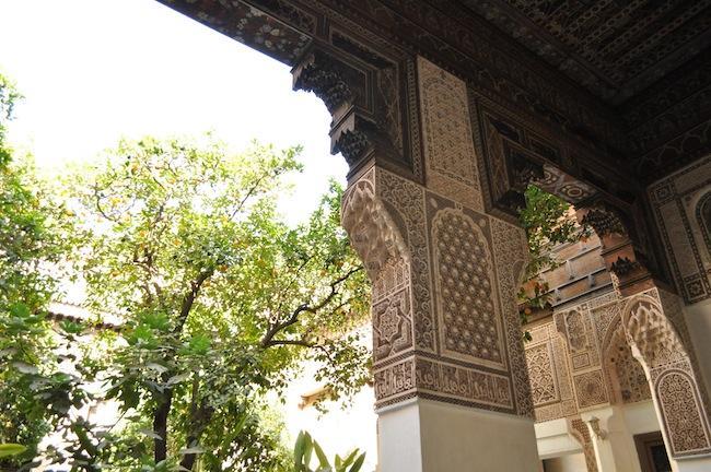 Les mille et une nuits à Marrakech | Lovalinda x Medina x Palais Bahia