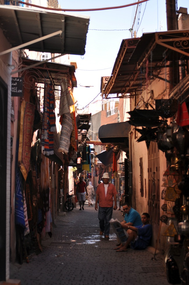 Les mille et une nuits à Marrakech | Lovalinda x Medina x Ruelle