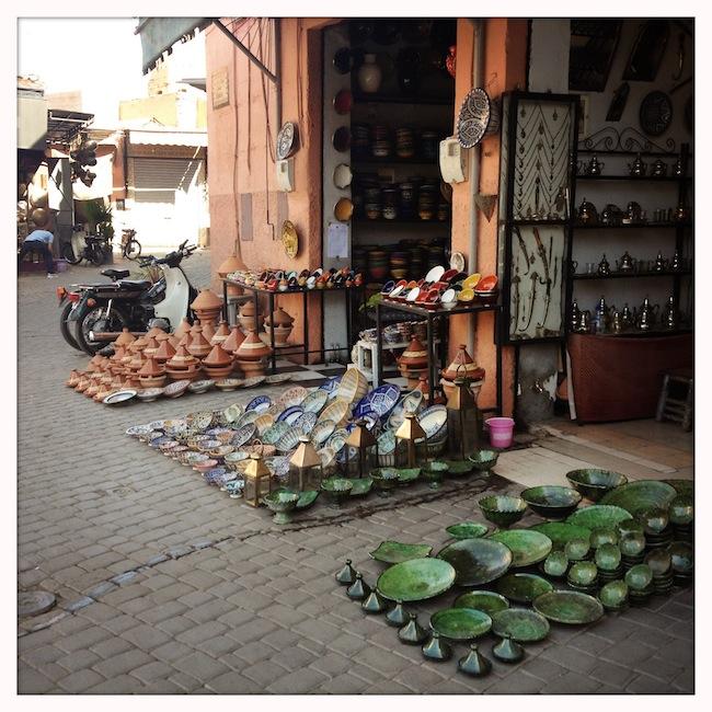Les mille et une nuits à Marrakech | Lovalinda x Medina x Souk x Poteries
