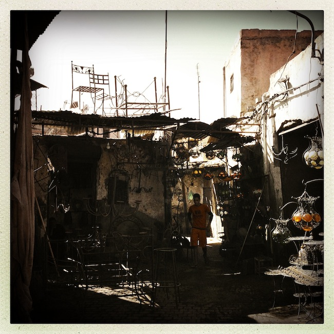 Les mille et une nuits à Marrakech | Lovalinda x Medina x Souk