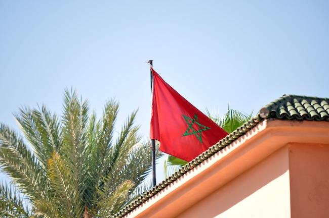 Les mille et une nuits à Marrakech | Lovalinda x Morroccan Flag