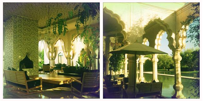 Les milles et une nuits à Marrakech | LovaLinda x Palais Namaskar x Entrée