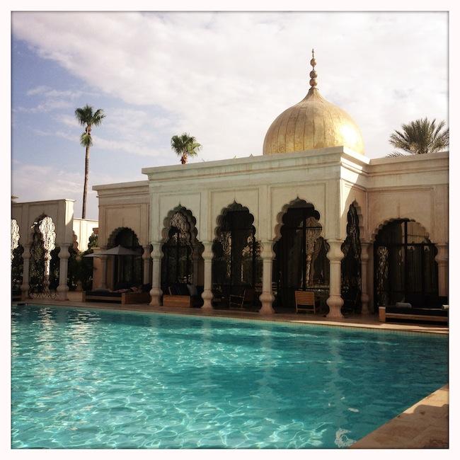 Les milles et une nuits à Marrakech | LovaLinda x Palais Namaskar x Swimming-Pool