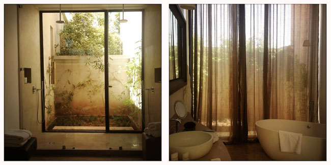 Les milles et une nuits à Marrakech | LovaLinda x Palais Namaskar x Villa x Bathroom