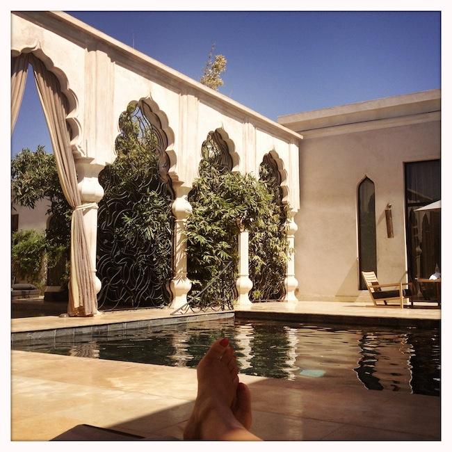 Les milles et une nuits à Marrakech | LovaLinda x Palais Namaskar x Villa x Piscine Privée