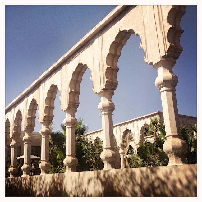 Les milles et une nuits à Marrakech | LovaLinda x Palais Namaskar x Villa x Sky view