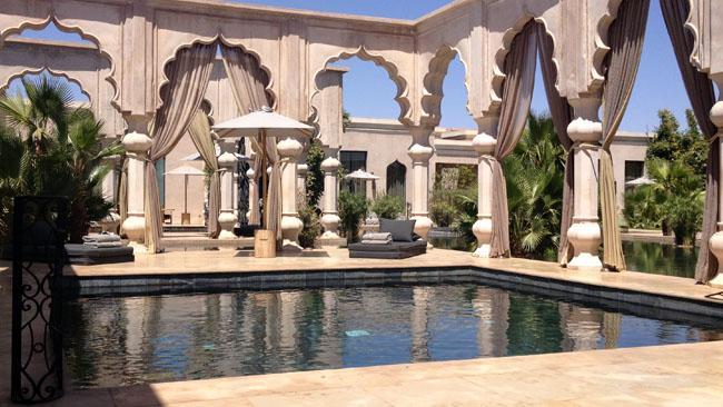 Les milles et une nuits à Marrakech | LovaLinda x Palais Namaskar x Villa x Terrasse et piscine