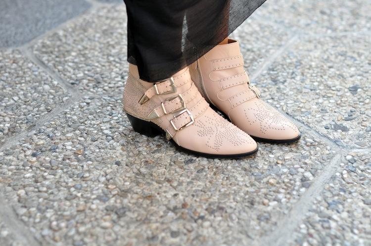 L'urban bohemian | LovaLinda x Susanna Chloé Boots