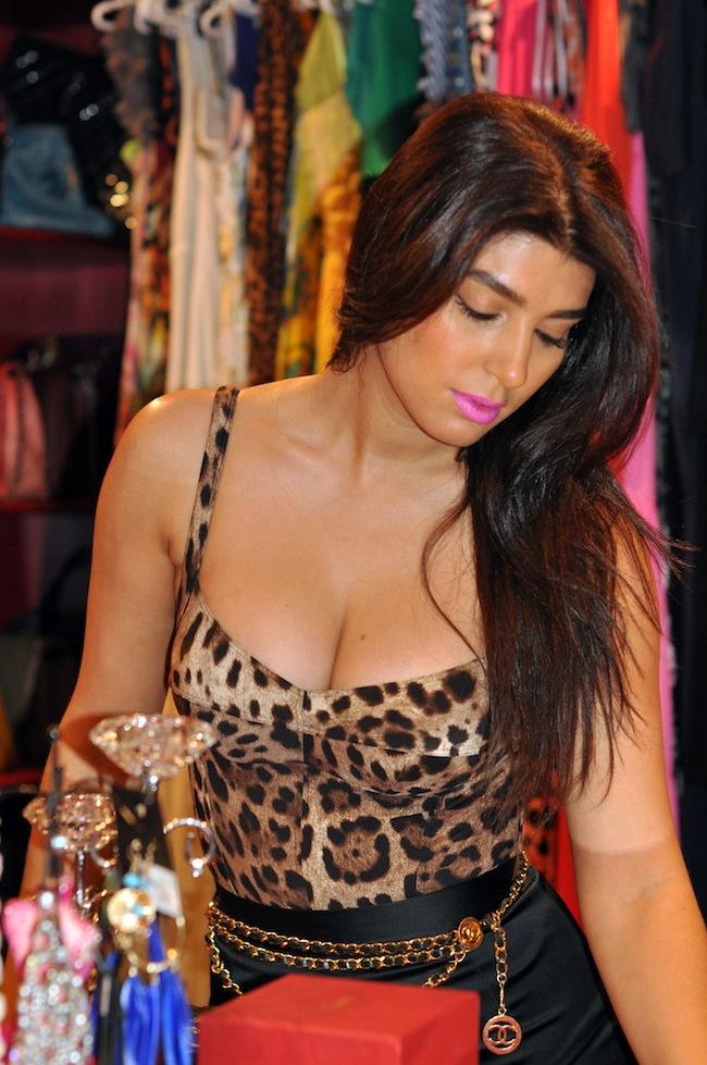 Princesse Sanaa | LovaLinda x Chanel x Dolce Gabbana