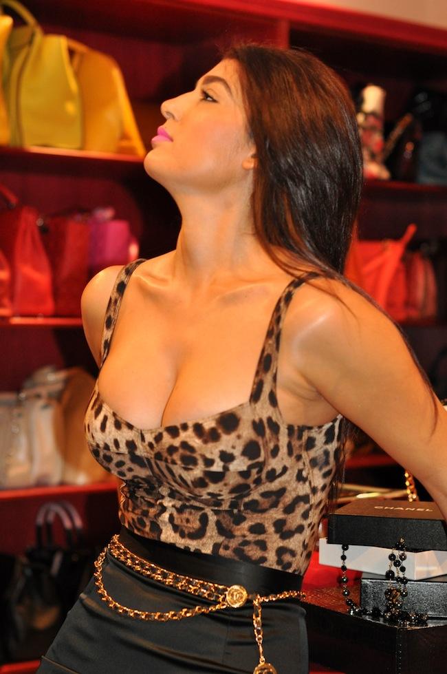 StreetLook & Dressing Sanaa | LovaLinda x Chanel x Dolce Gabbana