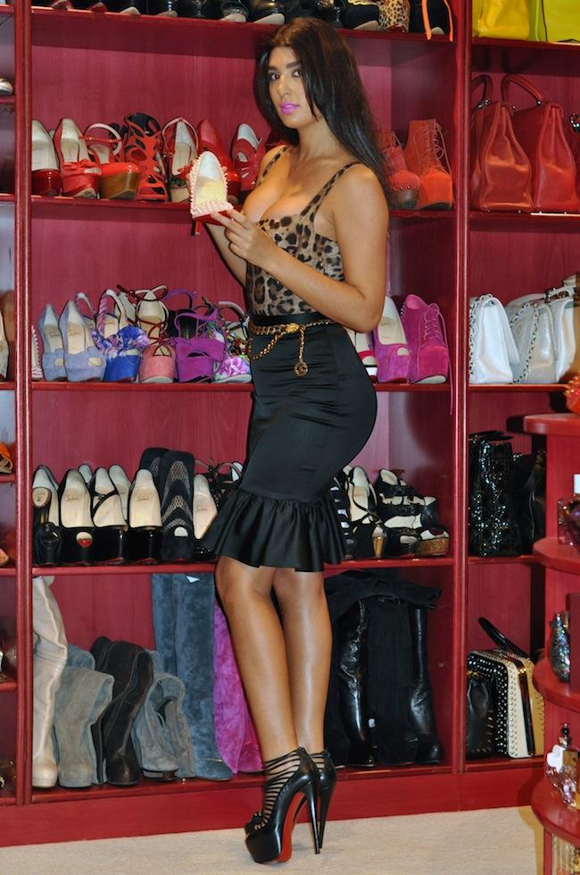 StreetLook Princesse Sanaa | LovaLinda x Chanel x Dolce Gabbana x Christian Louboutin