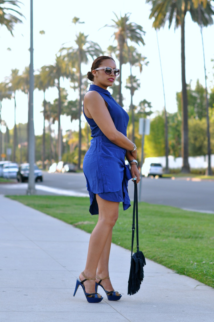 La flic de Beverly Hills | LovaLinda x 3.1 Phillip Lim x Sergio Rossi x Zara x Thierry Lasry