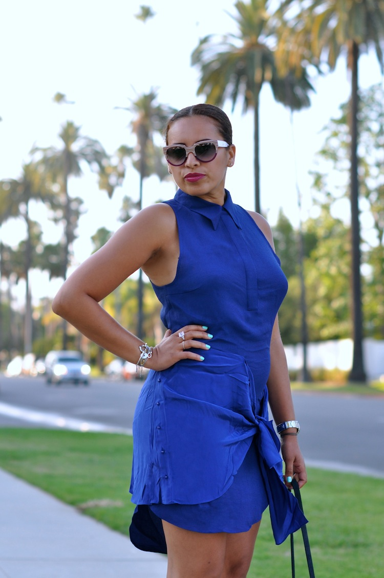La flic de Beverly Hills | LovaLinda x 3.1 Phillip Lim x Zara x Thierry Lasry