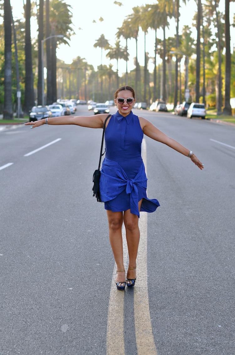 La flic de Beverly Hills | LovaLinda x 3.1 PhillipLim x Sergio Rossi x Zara x Thierry Lasry