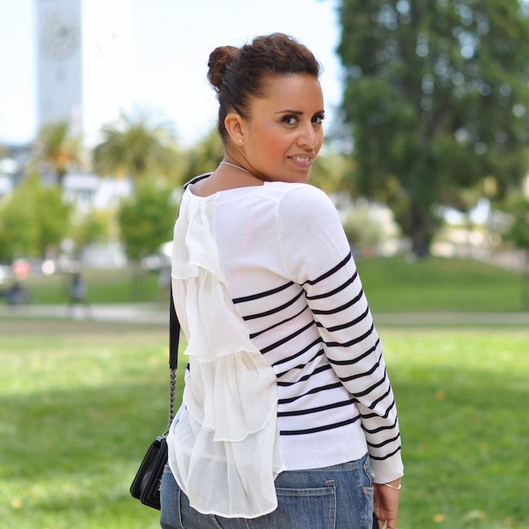 La rayure sport chic | Lovalinda x Clu x Chanel