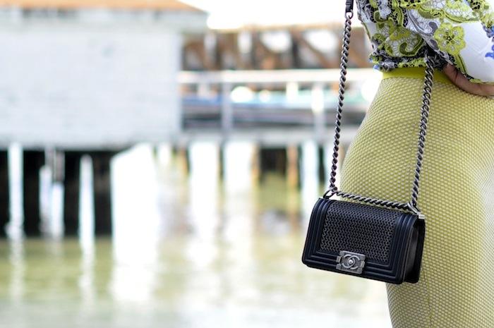 La tenue deux en un | LovaLinda x Chanel x H&M x MSGM