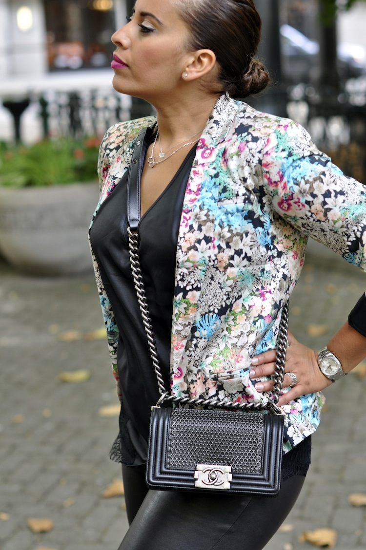 Le cuir bucolique | Lovalinda x Top Shop x Tara Jarmon x Elisabeth&James x Chanel