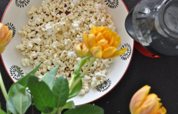 Le pop-corn plus-que-parfait