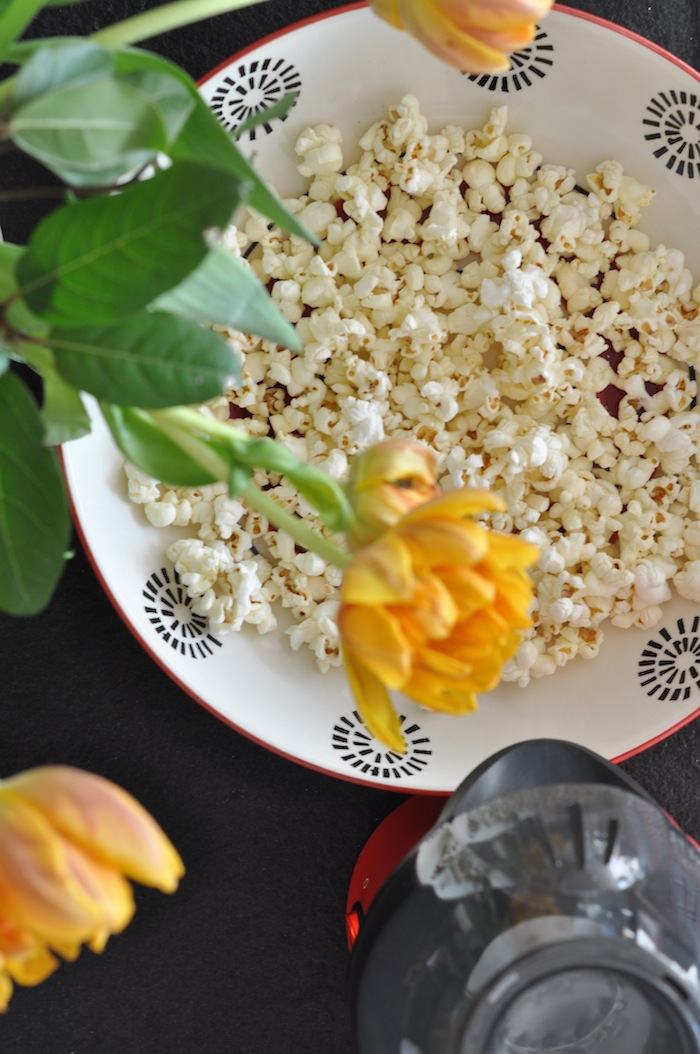 Le pop-corn plus que parfait | Lovalinda x Cuisine