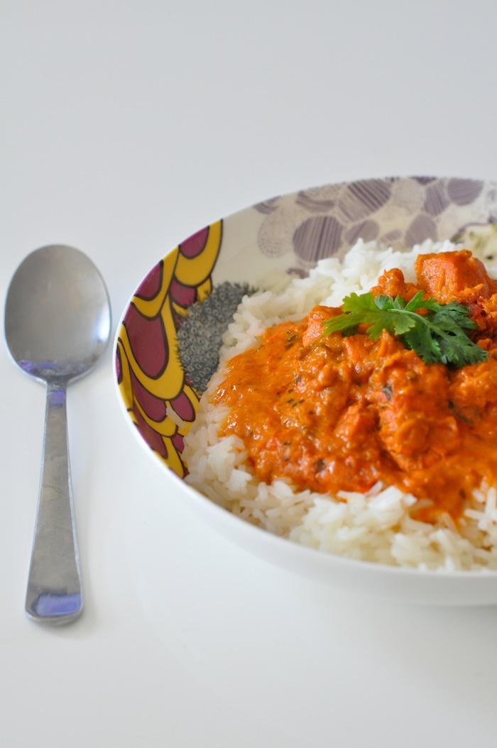 Le poulet makhani | LovaLinda | Cuisine Indienne