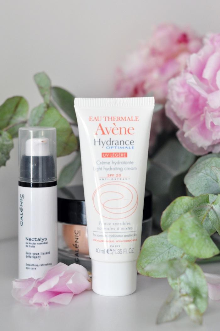 L'hydratation du visage | Lovalinda x Avène