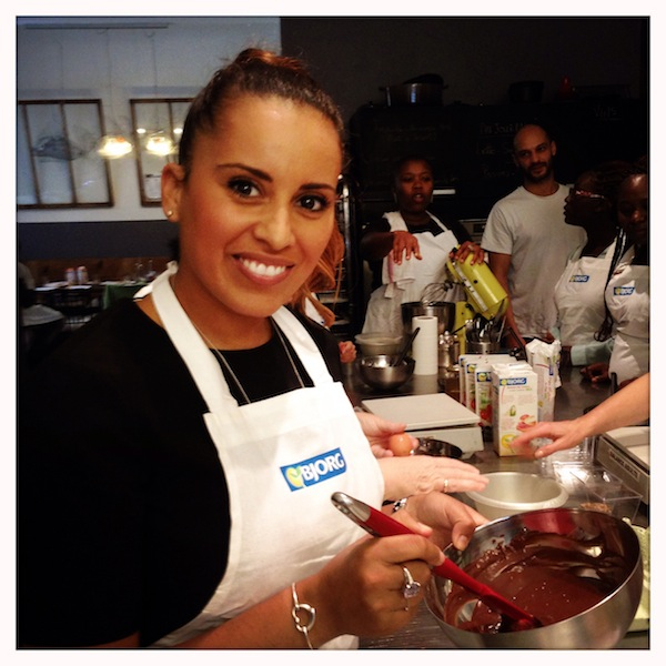 La cuisine selon Bjorg | Lovalinda x L'Atelier Cuisine De Giorgiana x Préparation