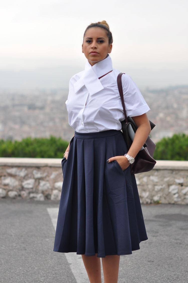 La tenue monacale | LovaLinda x Carven x Asos x All Soft Céline