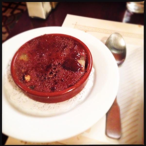 Le Malthazar | LovaLinda x Crème Brulée Poire Chocolat