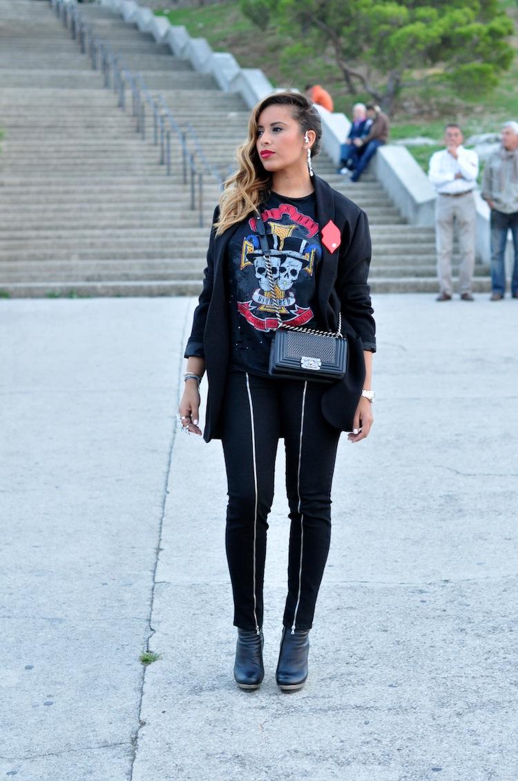 Le Zip Code | LovaLinda x Nasty Gal x Love Rocks Asos x Dsquared2 x Chanel x J.Brand x Barbara Bui