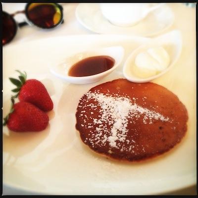 Le brunch pour la vie | Lovalinda x Pancakes