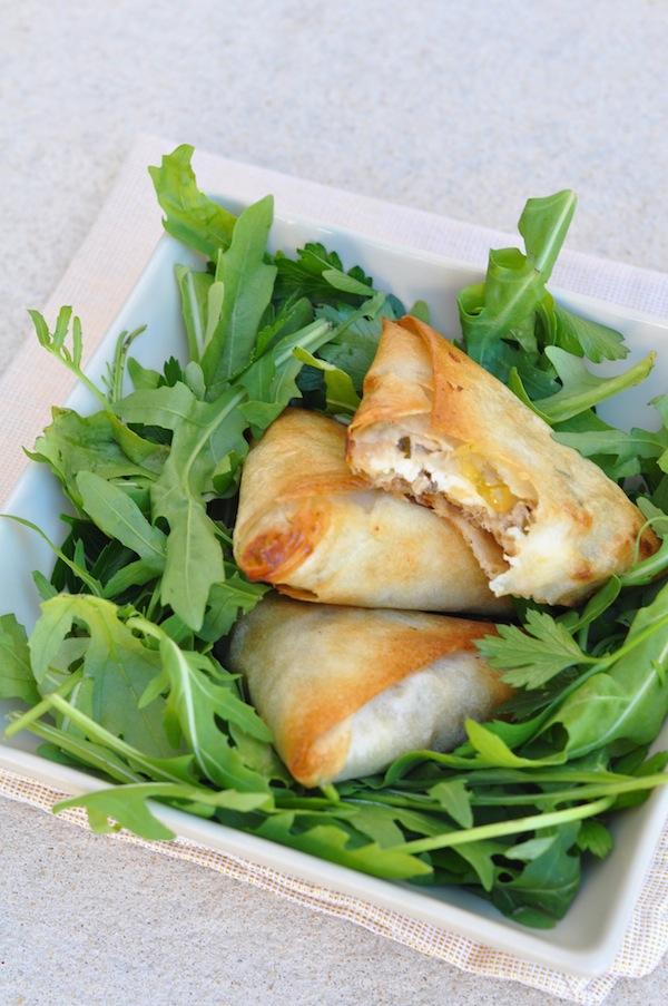 Les briouates surprise thon féta | LovaLinda x Apéritif Cuisine