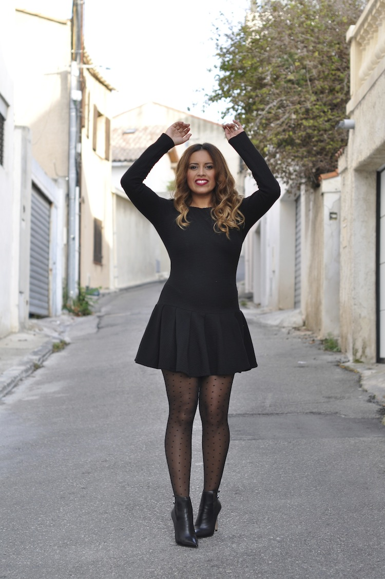 La miligirly | LovaLinda x Kenzo Dress x Gianvito Rossi Boots x H&M Tights