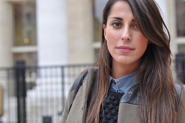 La modeuse | LovaLinda x Camille Le Monde Des Modeuses x Sandro