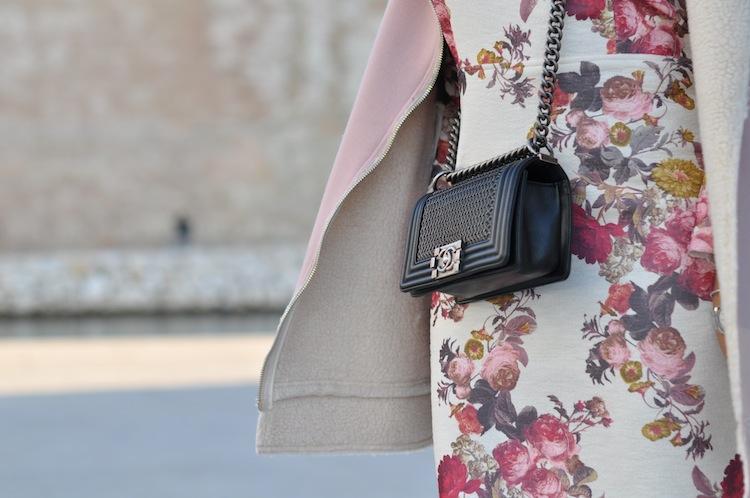 La pom fleurie | LovaLinda x Chanel Boy