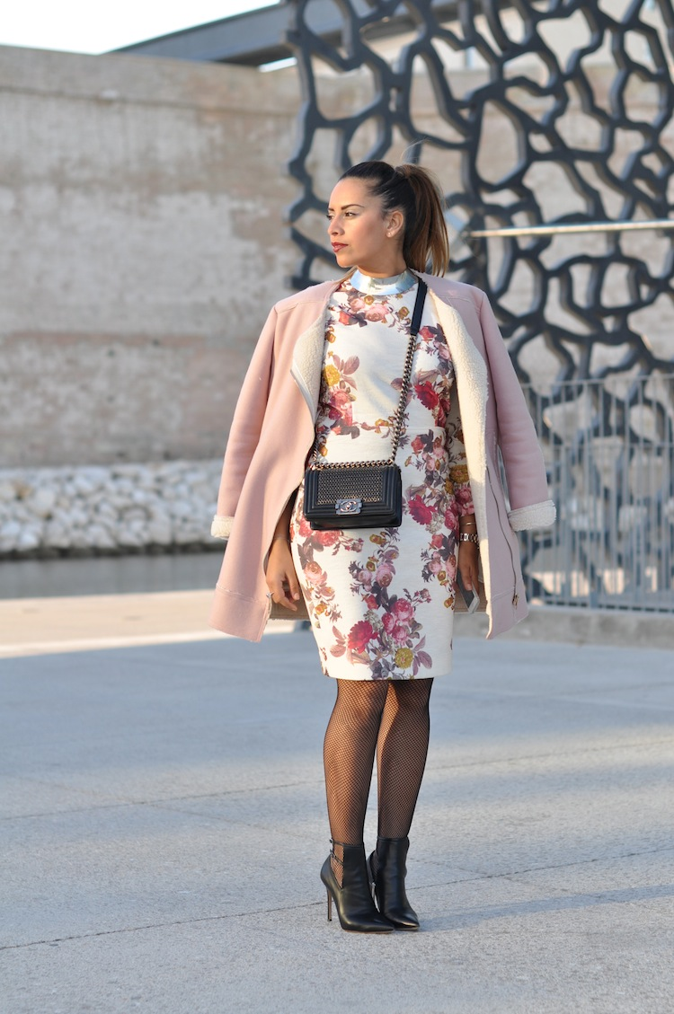 La pom fleurie | LovaLinda x TopShop x Zara x Chanel x Sergio Rossi