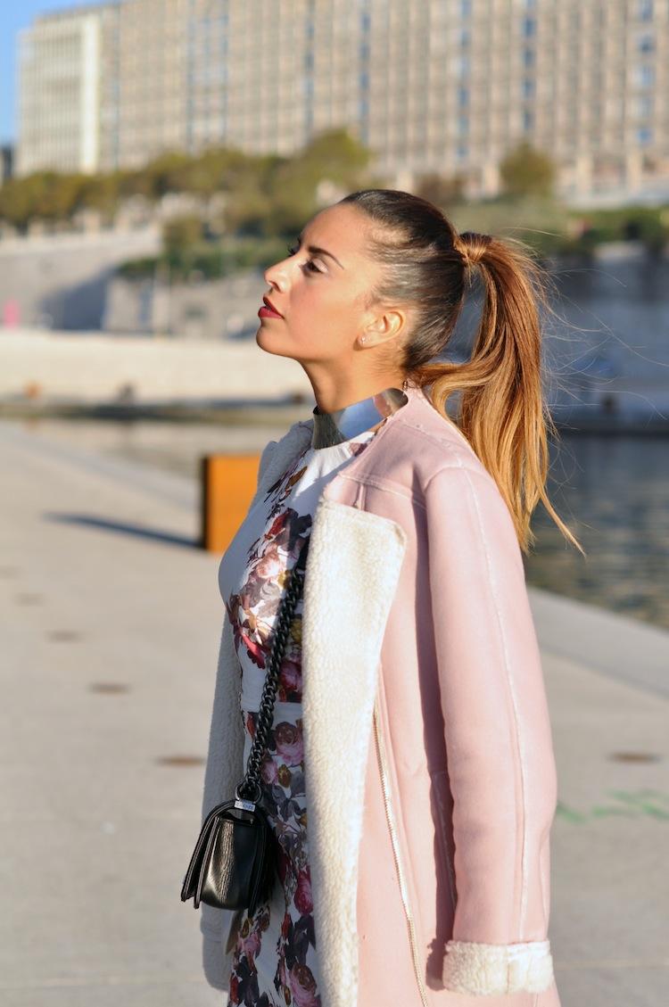 La pom fleurie | LovaLinda x TopShop x Zara x Chanel