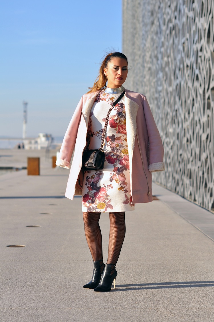 La pom fleurie | LovaLinda x TopShop x Zara x Sergio Rossi