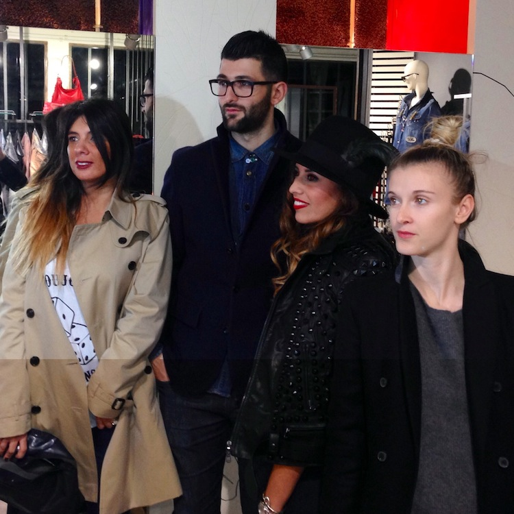 Lace insert | LovaLinda x Soirée Diesel x DorisKnows Fashion x Jo Hana x Mélanie Botella
