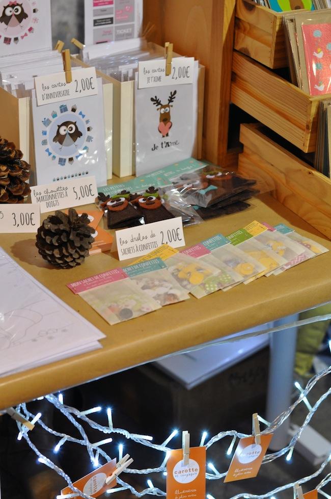 Le Christmas Créa'Market | LovaLinda x Carotte