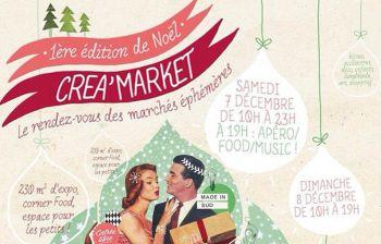 Le Christmas Créa'Market