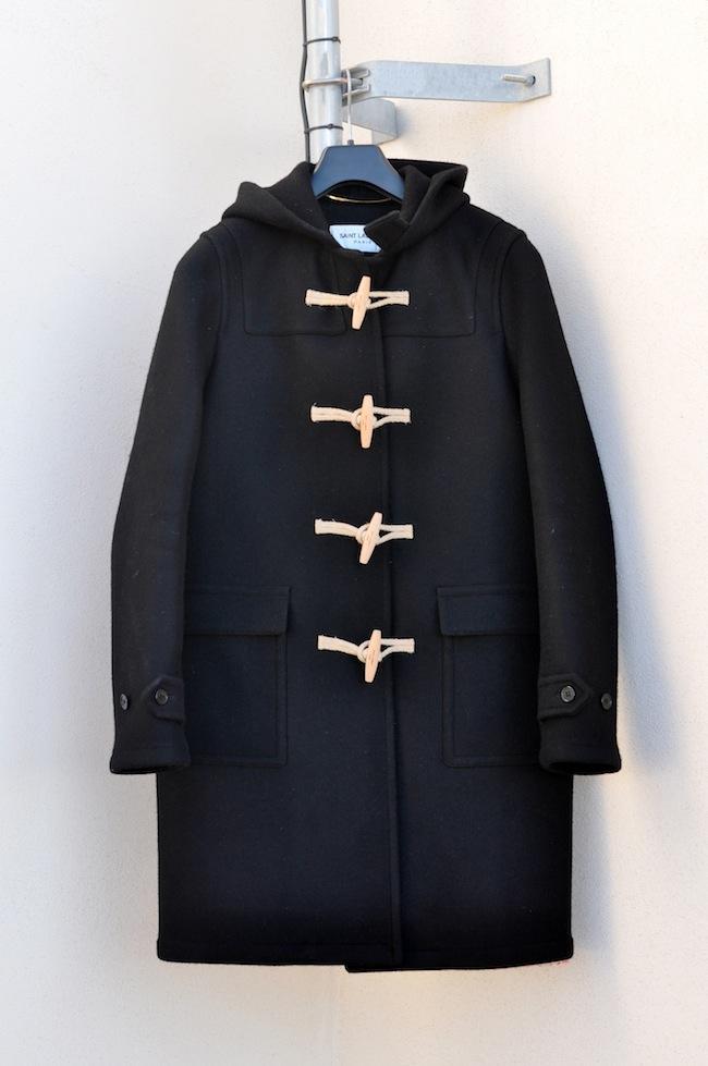 Le duffle-coat pour toujours | LovaLinda x Saint-Laurent