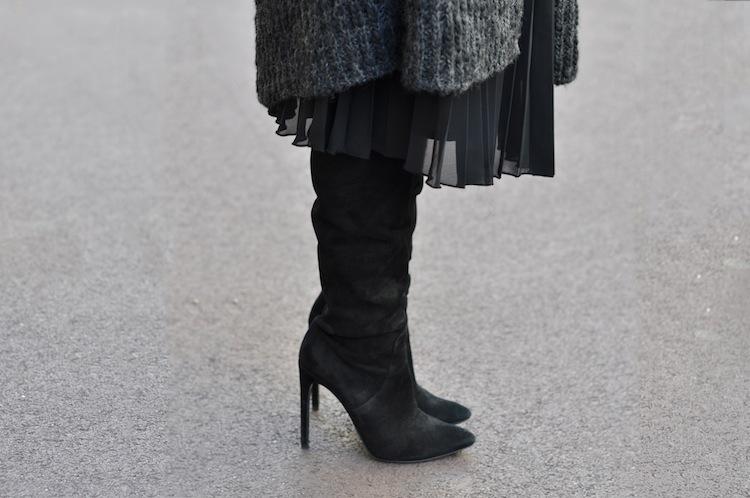 Les 5 nuances de gris | LovaLinda x Zara x Alexander Wang
